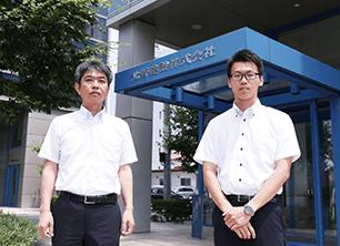 北野建設株式会社 情報管理室 渡辺氏・齋藤氏